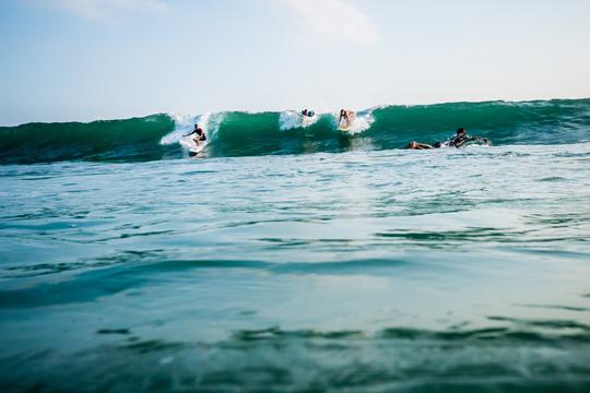 Surf & Work