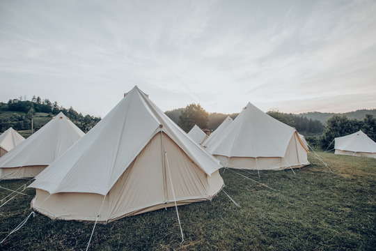 Six Person Bell Tent