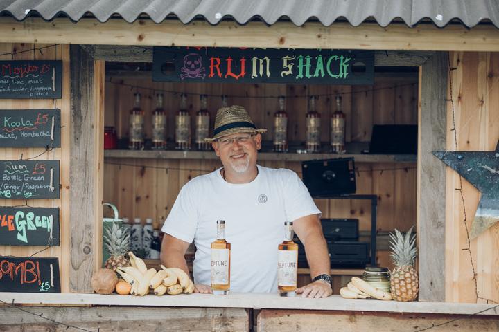 Rum shack