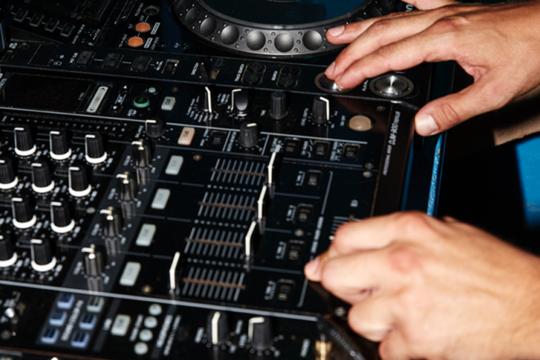 Poly-Rhythmo Club DJs