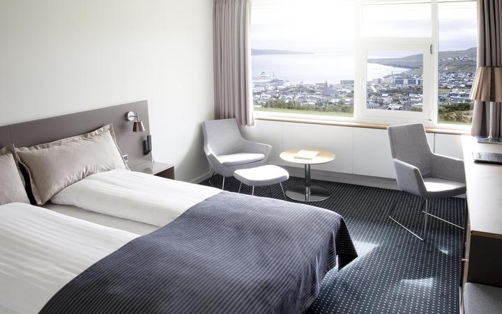 Sea View Double Room