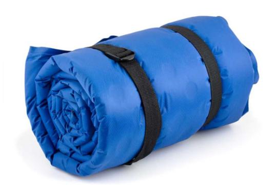 Sleeping bag for the Salkantay Trek
