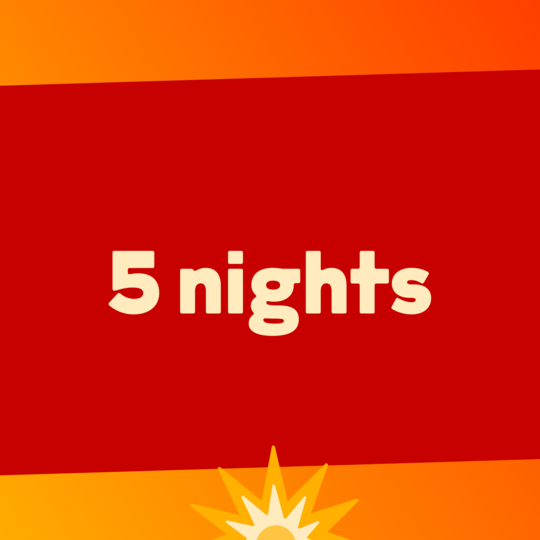 5 Nights
