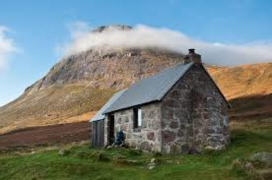 Lairig Ghru / Cairngorm Expedition