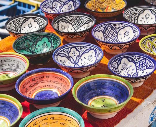 Historical tour of Marrakesh