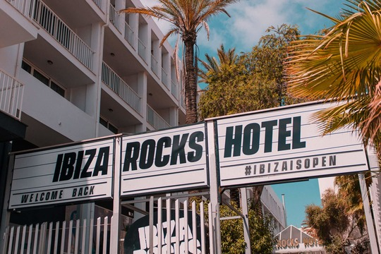 Event Cashback for all Ibiza Rocks Hotel guests