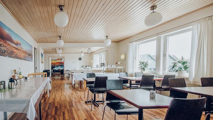 Hotel Streym Dining Room