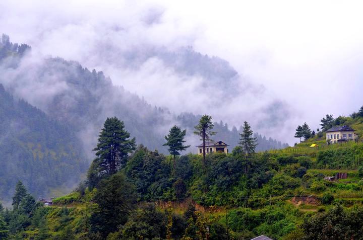 Hiking in Nagarkot