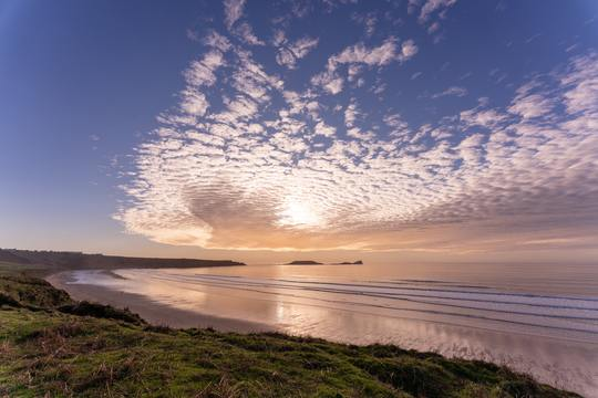 Love Trails On Tour: Gower Peninsula