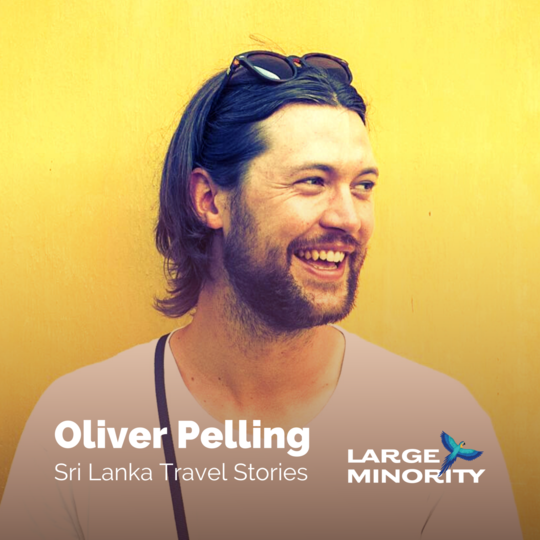 Large Minority Podcast with Olly Pelling