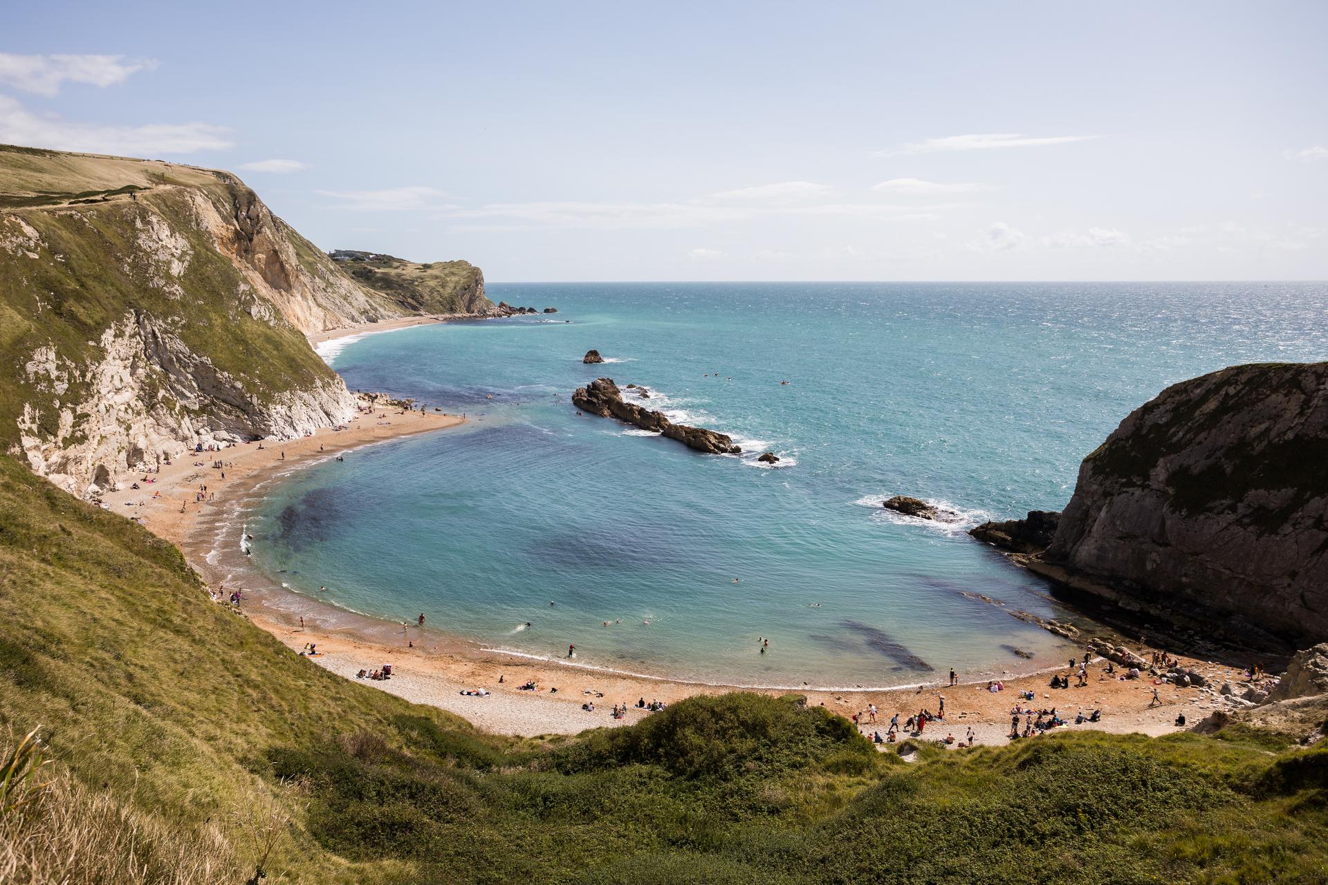 Camp Hartland, Dorset & The Jurassic Coast