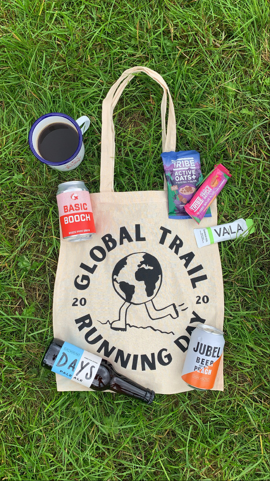 Love Trails Goodie Bag On Arrival