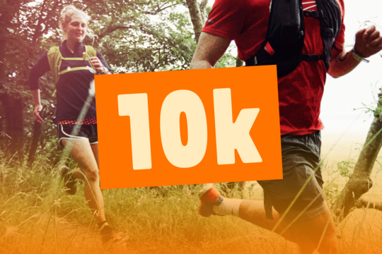 10km | Marked Course