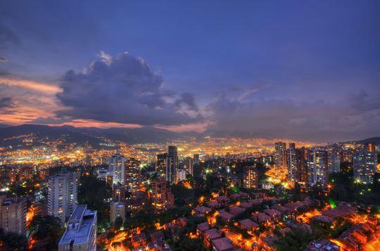 Unsettled: Medellín