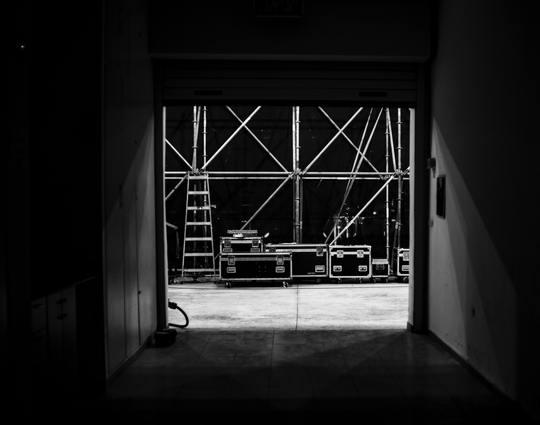 Go Backstage