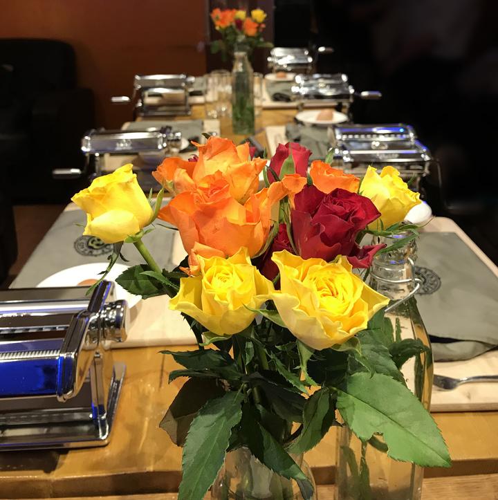 Table ready