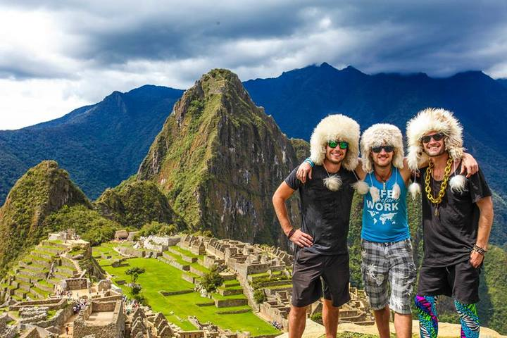 Wander Through the Incan World
