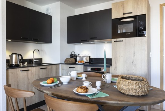 Neige et Soleil | 4 person apartment