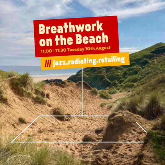 Breathwork on the Beach