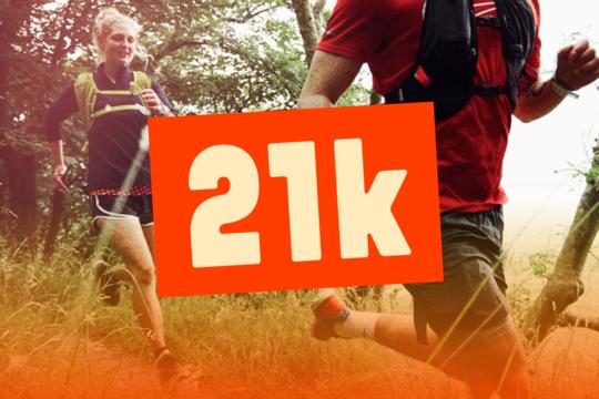 Half Marathon | Marked Course