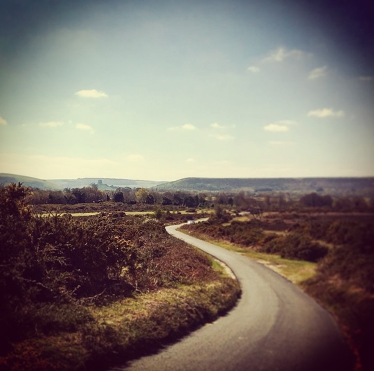 Cycle the rolling country lanes to historic villages