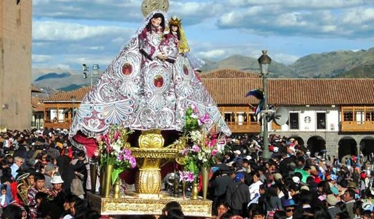 What is the Corpus Christi Festival?