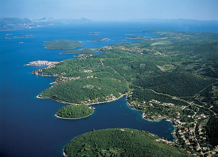 TownofKorculaandKorculaArchipelago