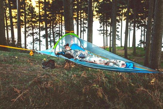 1-person Hammock tent
