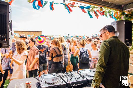 Triple Cooked: Liverpool - Garden Party