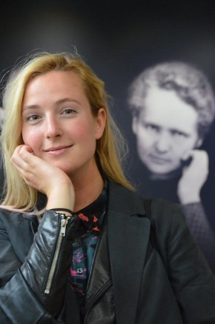 HeidiEvansfounderofWomenofParis