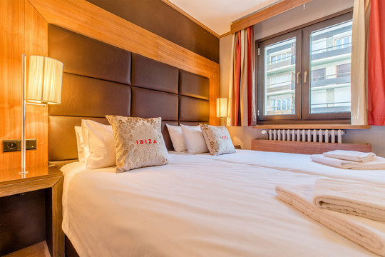 Hotel Ibiza | Double or Twin room