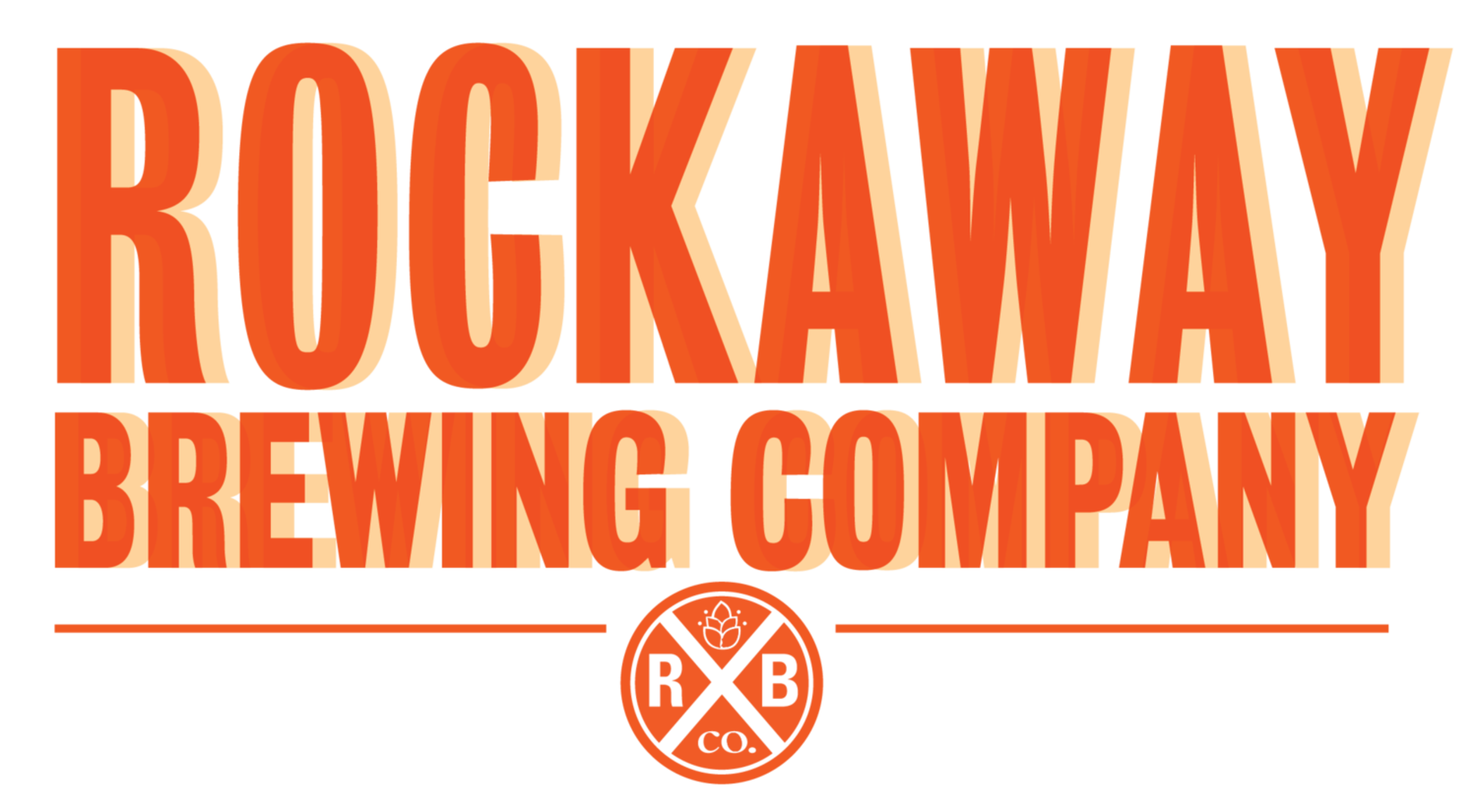 ROCKAWAY BREWING COMPANY AT THE BEACH!