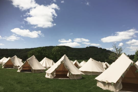 Classic Bell Tent - Week 2