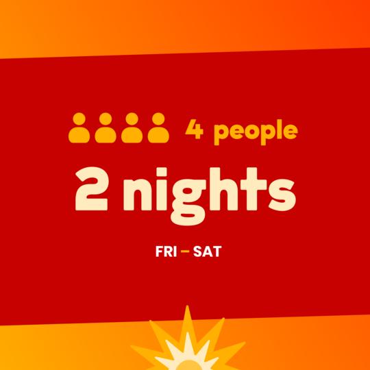 2 Nights