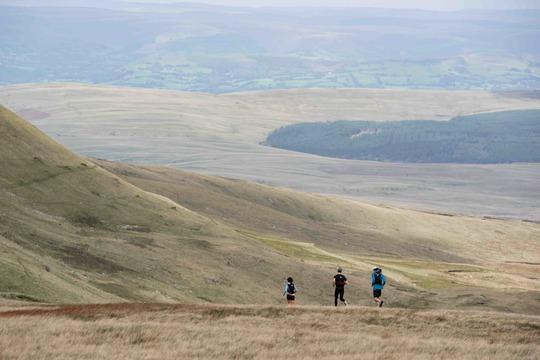 Mountain & Valley Trail Running Adventures