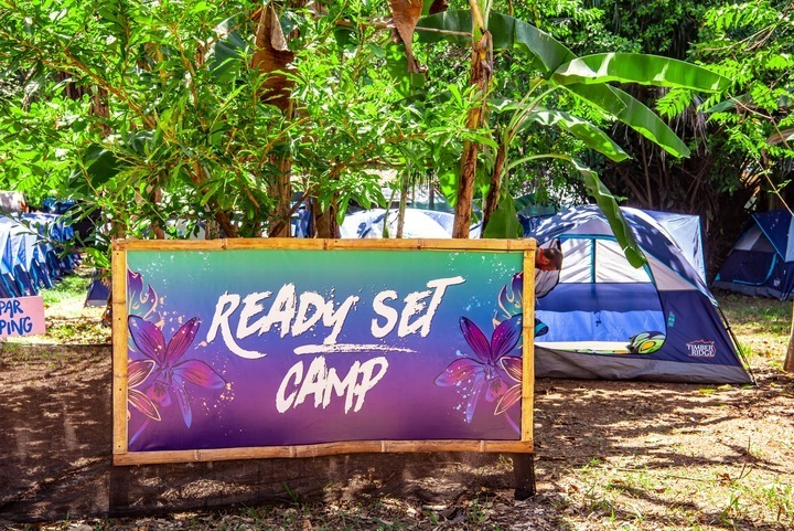 Onsite Camping | Ready-Set-Camp | VIP Casa de Luz (Substance-Free)
