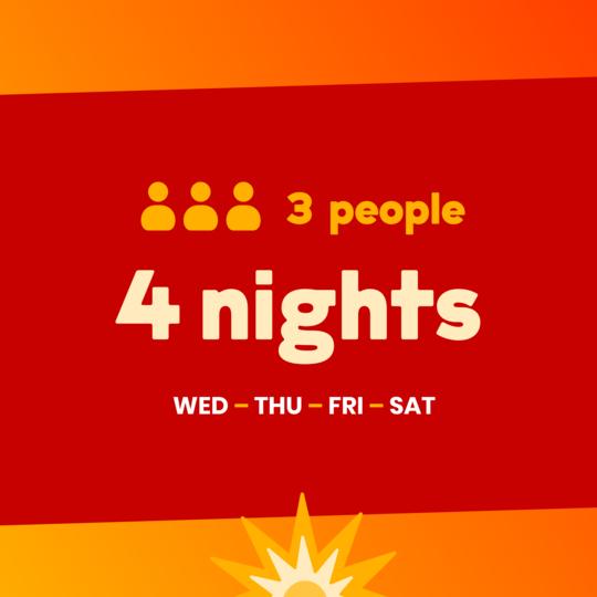 4 Nights