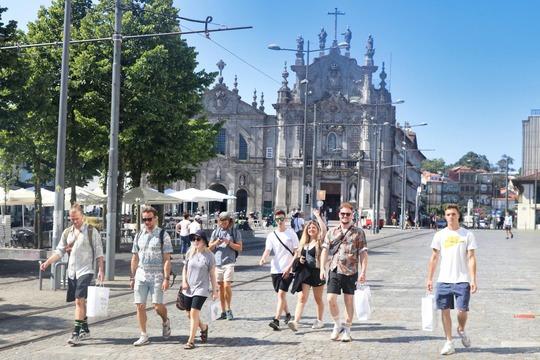 Visiting Porto
