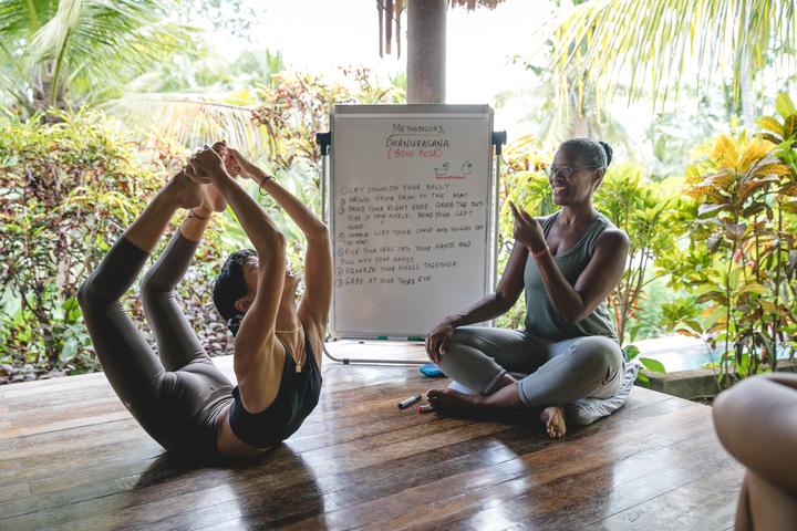 Expert International Yoga Instructors