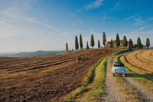 Unsettled: Tuscany