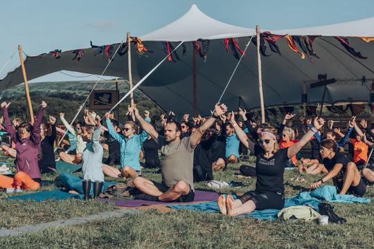 Yoga a Llesiant