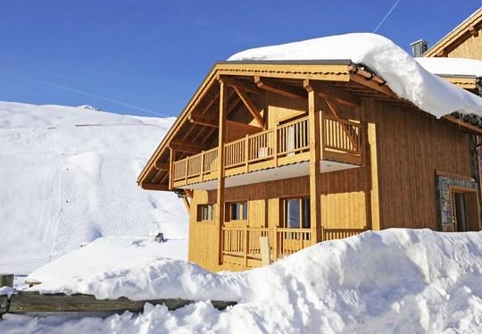 Ski-in/Ski-out
