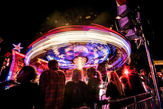 Ride the Funfair