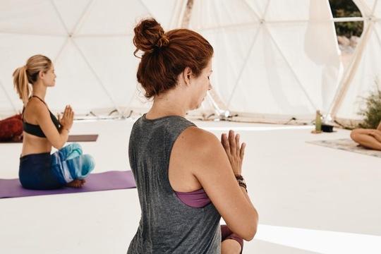 DO Yoga with Debs O'Brien