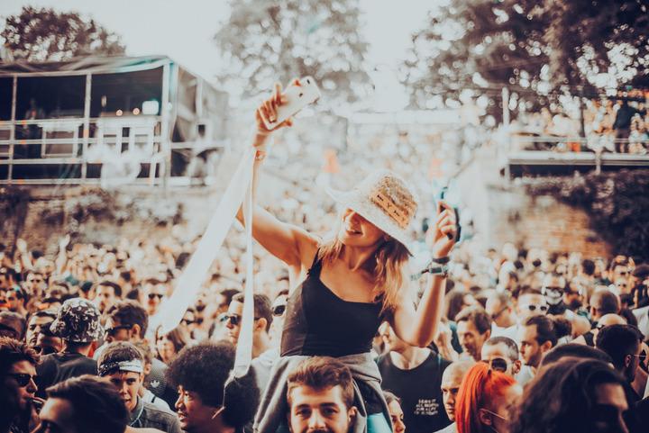 Balkan Beats Crowd