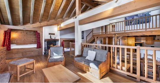 8 Person | 3 Bedrooms Mezzanine