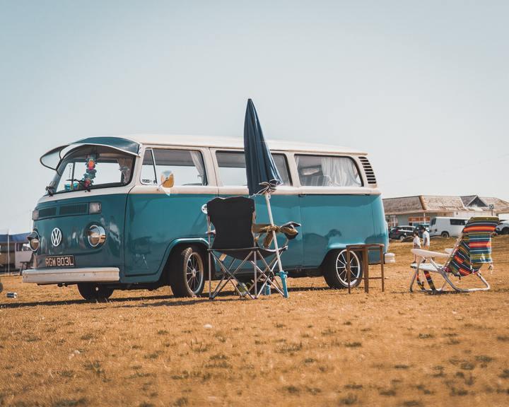 Travelling Camper Van