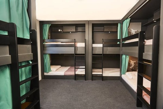 Rise Backpackers | Bed in Mixed Dorm
