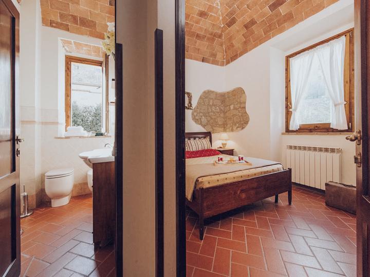 accomodation room