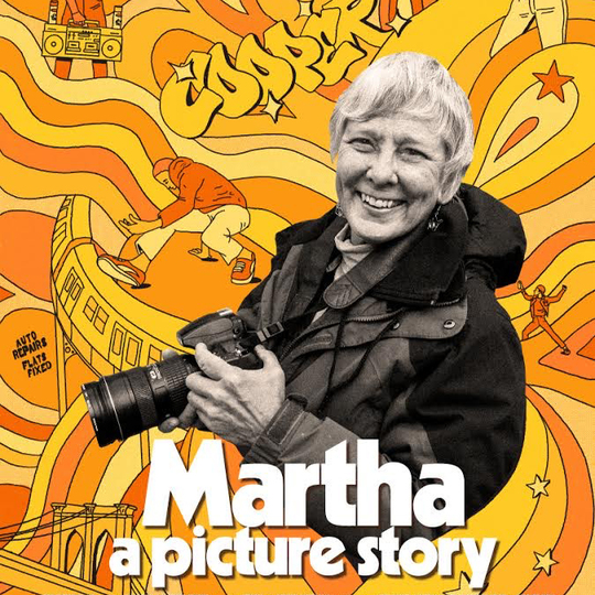 About Martha Cooper